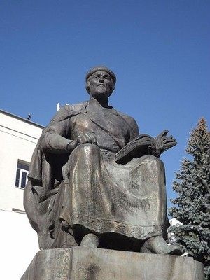 Prince Yaroslav the Wise monument