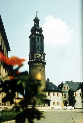 Downtown Weimar