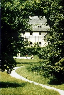 Goethe's summer house
