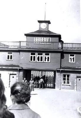 Visiting Buchenwald