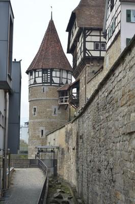 During a city tour of Balingen_5