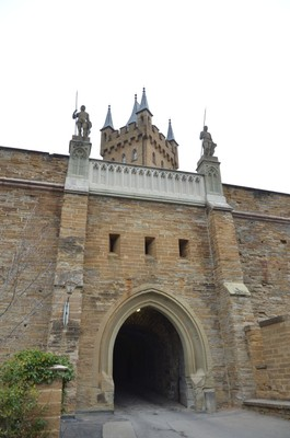 A great visit to Hohenzollern  Castle