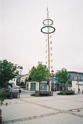 Central Square - The Maypole