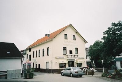 A coffeehouse in Horhausen