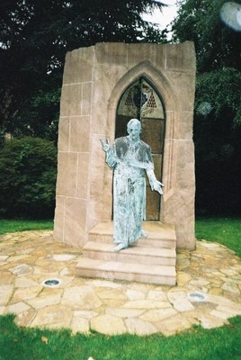 Archbishop's monument