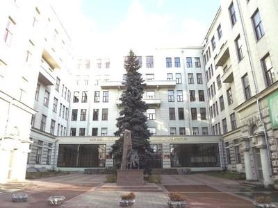 Architect Beketov monument
