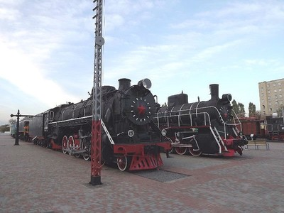 Southern Railroad Museum
