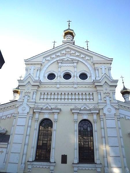 Monastery of Virgin Mary's Protecting Veil in Kharkiv, Ukraine