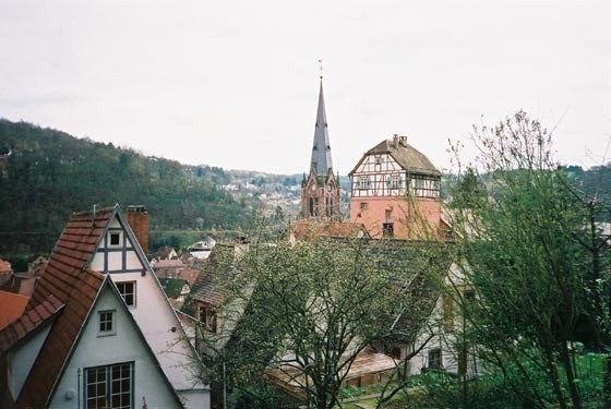 Der Lange and the Church