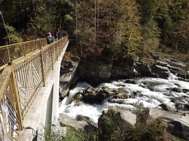 A bridge across the River Prut