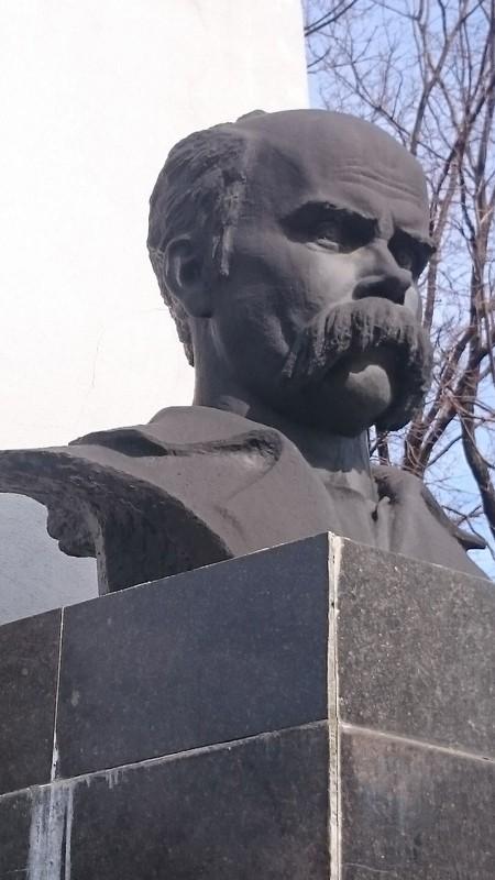 Shevchenko bust