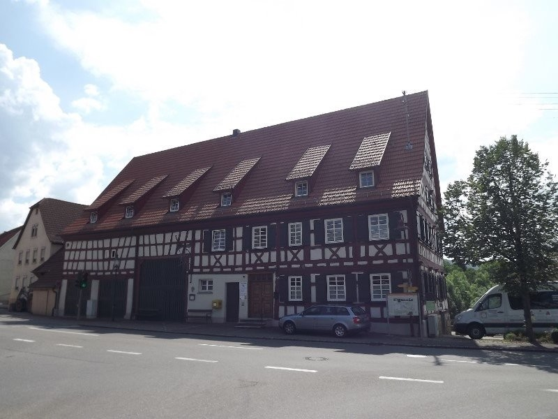 At the Folk Arts Centre, Balingen