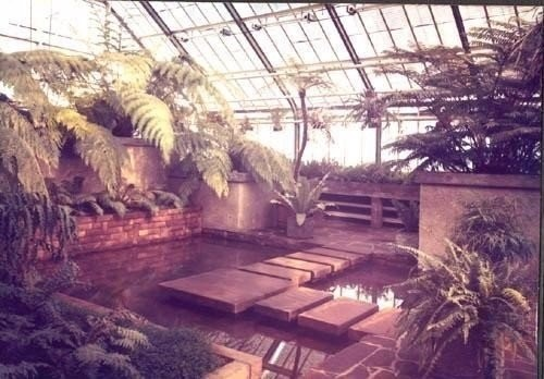 Magdeburg Botanical Gardens