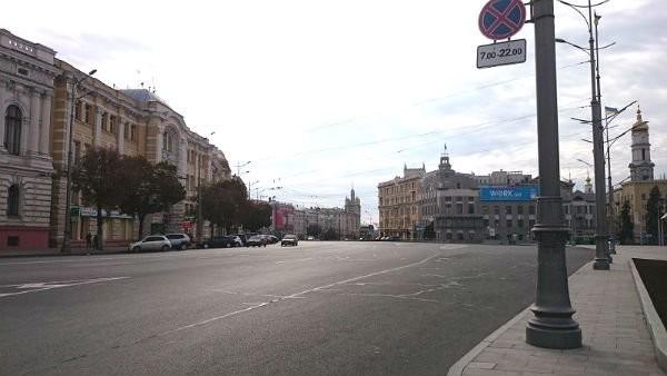 Constitution Square Kharkiv