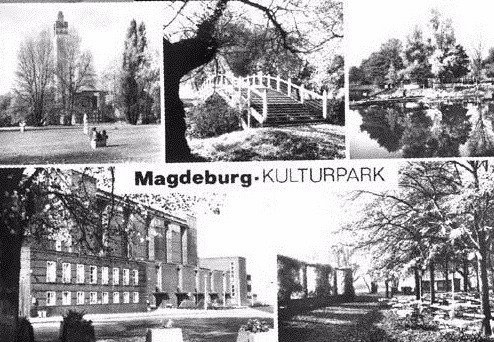 Views of Magdeburg