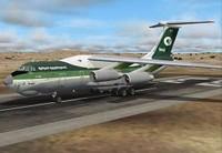 Iraqi Airways jet