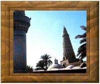Sheikh Omar Al-Sahrawardi Shrine.