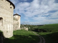 Visiting the old fortress