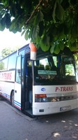 By bus to Kamianets-Podilskyi