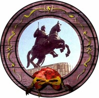 Arab Horseman monument
