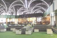 At Baghdad Airport