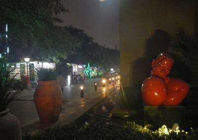 Chengdu's version of Lang Kwai Fong