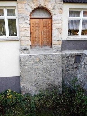Germany - Harz - Quedlinburg, watch your step!