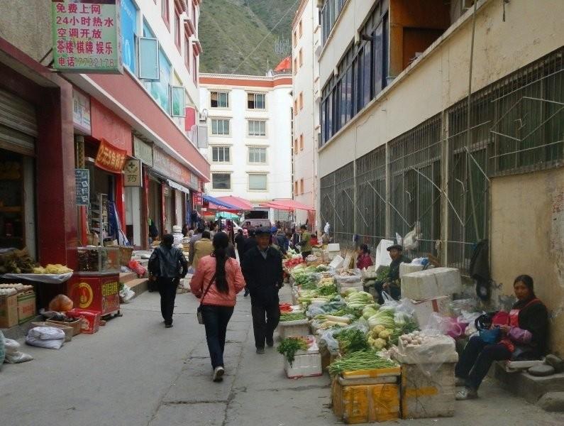 Nanping town