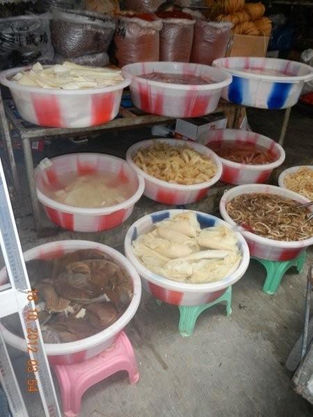 Nanping Town - cow stomach