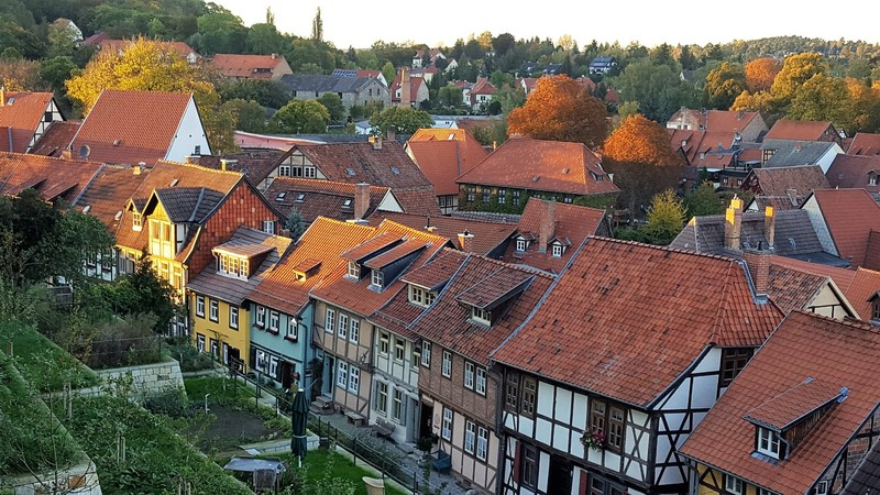 Germany - Harz - Quedlinburg