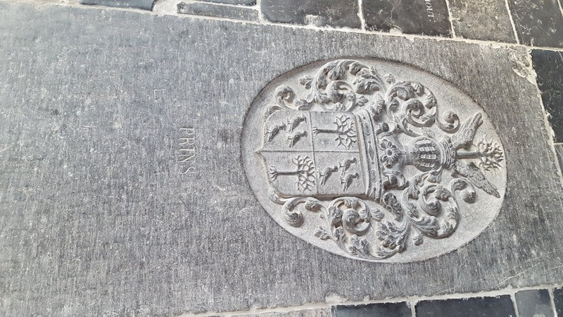 Netherlands, Gouda, St. John's church, here lies the Prince