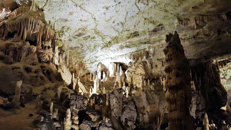 Slovenia, Postojna Caves
