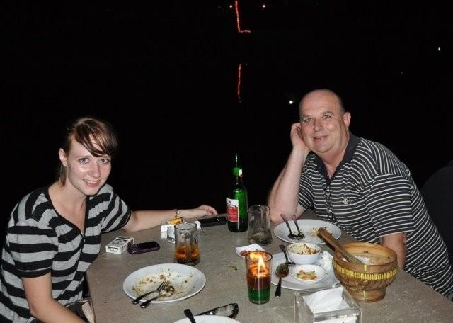 201010 surabaya dinner 1
