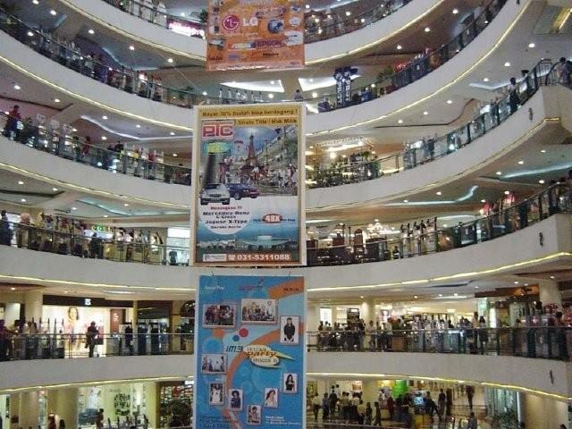 201010 surabaya tunjungan mall