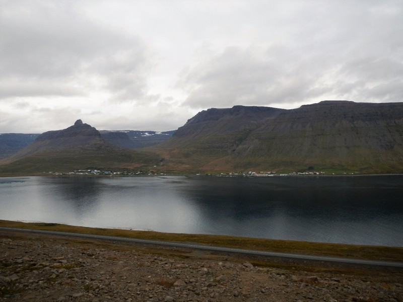 Iceland, northern Westfjords route