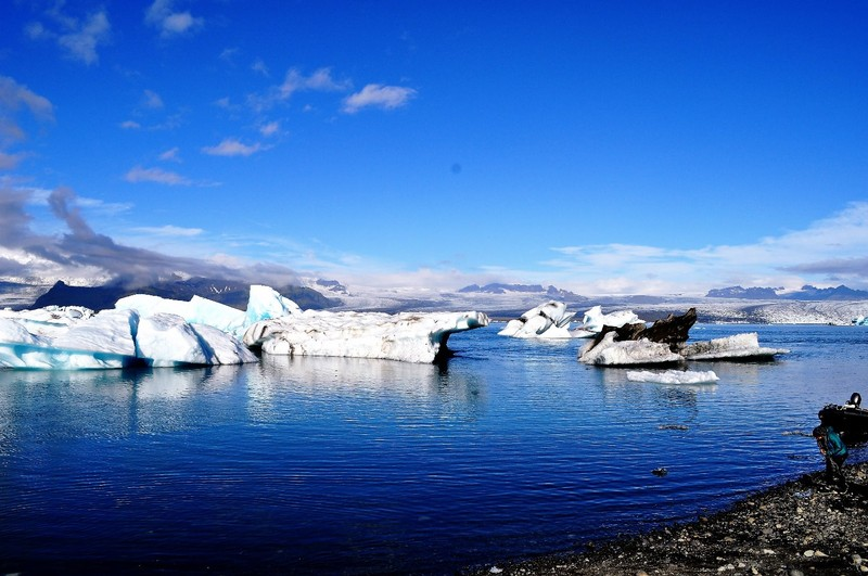 Iceland, totally amazing Jökulsárlón