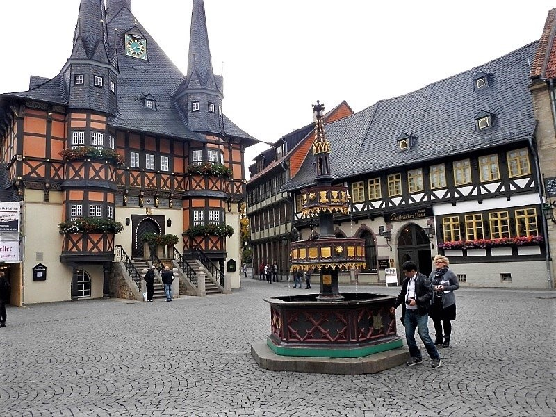 Germany - Harz - Wernigerode
