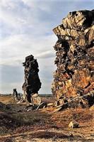 Germany - Harz - Thale - Teufelsmauer (Devil's Wall)