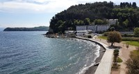 Slovenia, Istria, Piran - view from our hotel
