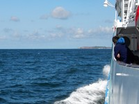 008 on fair lady to helgoland
