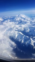 The Alps, on the flight back from Ljubljana to Amsterdam