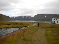 Iceland, Westfjords, Hesteyri