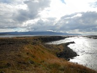 Iceland, Saurbær, on the way back south