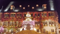 Germany - Harz - Quedlinburg, city hall at market square