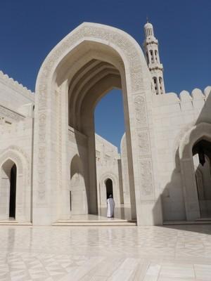 Grand Mosque scenes...