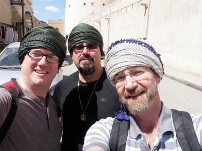 The Three Omanigo's