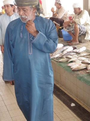 Mutrah Fish Souk