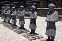 Hué - Tomb of Khai Dinh