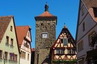 Rothenburg ob der Tauber - Romantische Strasse