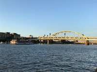 For Duquesne Bridge over the Allegheny River.